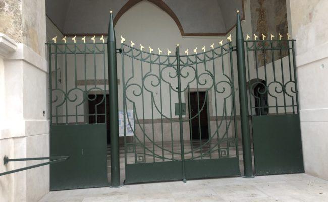 Cancello Restauro