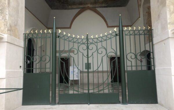 Restauro Cancello del 1900′