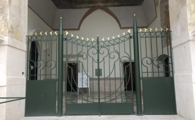 Restauro Cancello